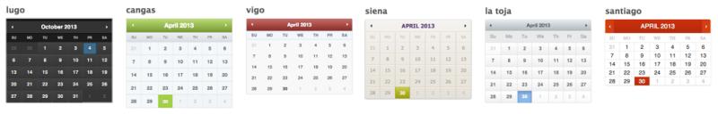 ...как в Selenium выбрать дату в jQuery Datepicker?
